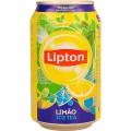 Lipton Ice Tea Lemon Can pack 24x33cl