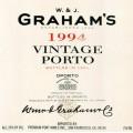 1994 Graham Port Douro 750 mL