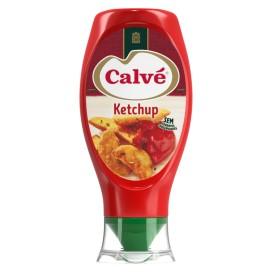 CALVÉ KETCHUP TOP DOWN PACK 8X473 GR