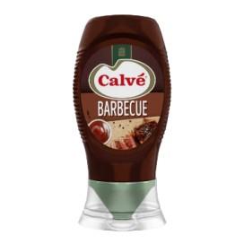 CALVÉ BARBECUE SAUCE MAYONNAISE PACK 8X285GR