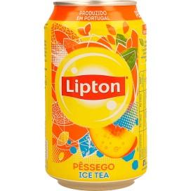 LIPTON PEACH CAN PACK 24X33CL