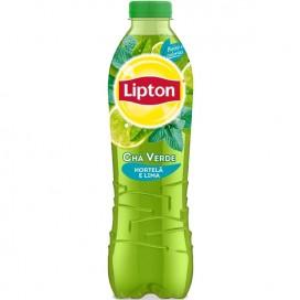 LIPTON GREEN ICE TEA LEMON MINT PACK 6X1LT