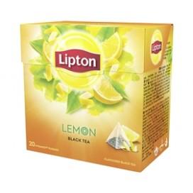 LIPTON TEA LEMON PACK 12X20PYR