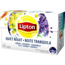 LIPTON QUIET NIGHT TEA PACK 12X20PCS