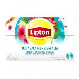 LIPTON BODY BALANCE TEA PACK 12X20PCS