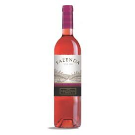 Fazenda Velha Semi-Dry Rosé 0.75 L / Fazenda Velha 半干桃红葡萄酒 餐酒 0.75 L