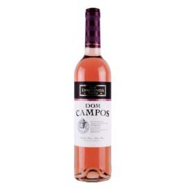 Dom Campos Rosé 2018 Regional Península de Setúbal 0.75 L / Dom Campos 桃红葡萄酒 2018 塞图巴尔地区半岛 0.75 L