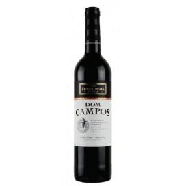 Dom Campos Red Wine 2018 Regional Península de Setúbal 0.75 L / Dom Campos 红葡萄酒 2018 塞图巴尔地区半岛 0.75 L