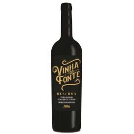 Vinha da Fonte Reserva 2016 Regional Península de Setúbal Reserva / Vinha da Fonte 珍藏红葡萄酒 塞图巴尔半岛地区