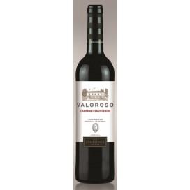 VALOROSO - CABERNET 2014 Red Wine Regional Península de Setúbal / VALOROSO - 赤霞珠 2014 红葡萄酒 塞图巴尔半岛地区