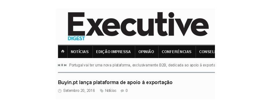 Buyin.pt lança plataforma de apoio à exportação