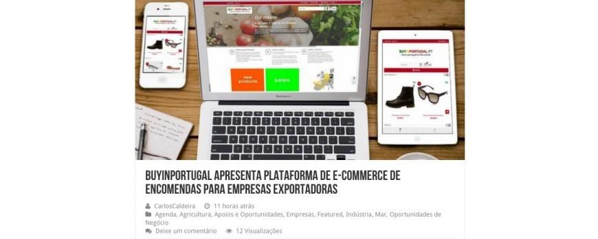 buyinportugal apresenta plataforma de e-commerce de encomendas para empresas exportadoras