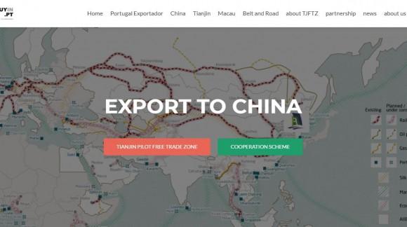 PARTNERSHIP TO EXPORT TO CHINA