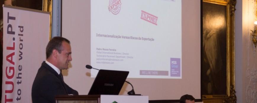Evento de apresentação da plataforma B2B buyinportugal.pt, na Câmara do Comércio e Indústria Portuguesa
