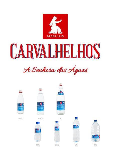 ÁGUAS DE CARVALHELHOS
